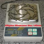 Alligator Windcutter 140mm