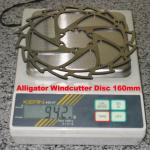 Alligator Windcutter 160mm