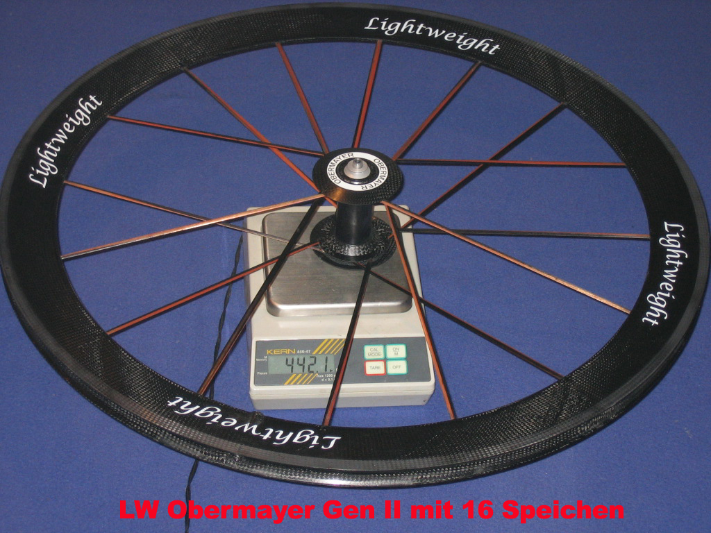Lightweight Obermayer 2 Vr.