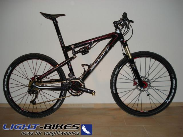 08,25 kg - Scott Spark LTD