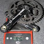 Campagnolo Super Record 34-50 - 172.5mm