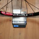 NoTubes Race - Tune Princess - Sapim CX Ray  Vr.