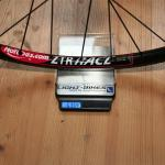 NoTubes Race - Tune Prince - Sapim CX Ray  Hr.