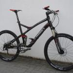 09,88 kg - Spezialiced S-Works FSR Carbon