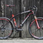 08,34 kg - Specialized S-Works Carbon HT