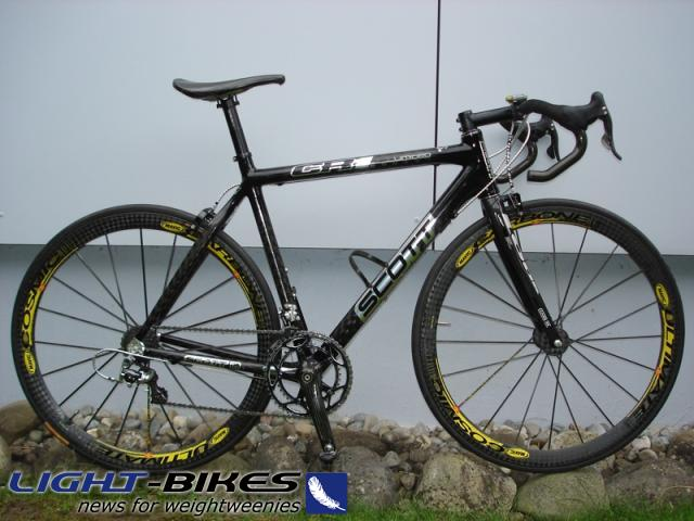 5,25 kg - Scott CR1 Limited