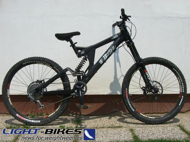 19,6 kg - Specialized Big Hit 2