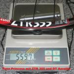 Tune Princess - NoTubes ZTR 355 - DT Aero Light