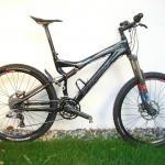 09,85 kg - Specialized S-Works FSR Carbon