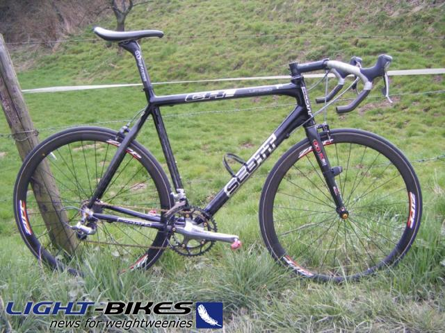 5,73 kg - Scott CR1 Limited