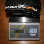 Continental Mountain King 2.2 Testrider