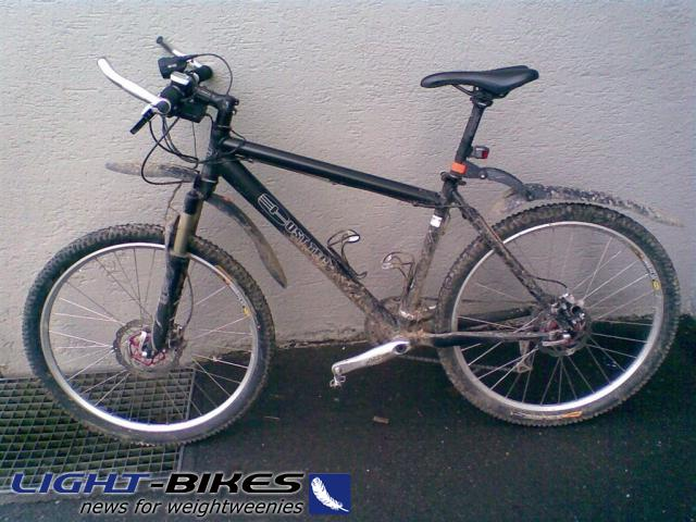 11,15 kg - Cust Tec Superlight